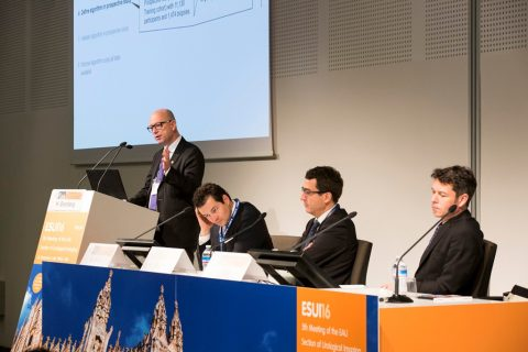 ESUI16: MRI before biopsy offers benefits but quality assurance needed